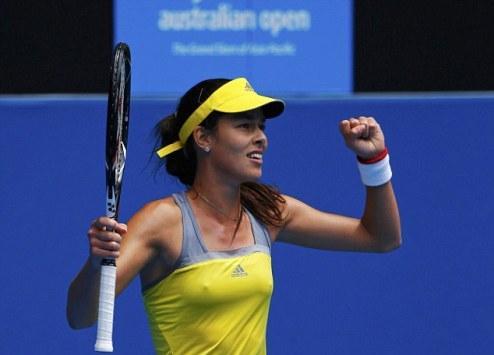Карлсбад (WTA). Радваньска и Иванович в четвертьфинале