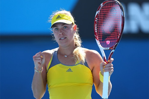 Вашингтон (WTA). Кербер и Корне в четвертьфинале