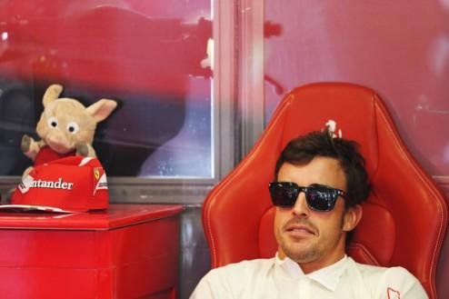 Формула-1. Бриаторе: Алонсо в Ред Булл не будет