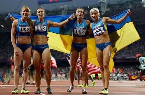 Легкая атлетика. Состав сборной Украины на чемпионат мира