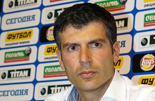 """Христопулос: """"Я хочу верить, что команда поменяет свое лицо"""""""