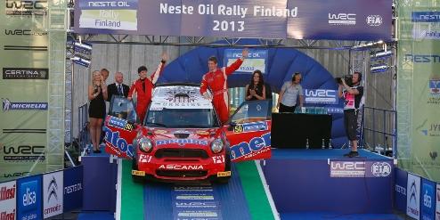 WRC-2. ������� ������� ����� �� ����� ���������