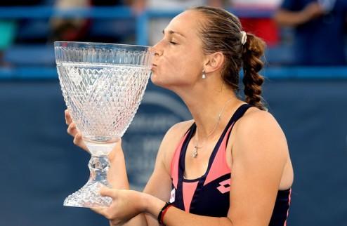 Вашингтон (WTA). Рыбарикова выигрывает финал