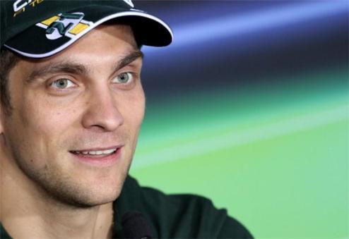 Петров готовится к возвращению в Формулу-1