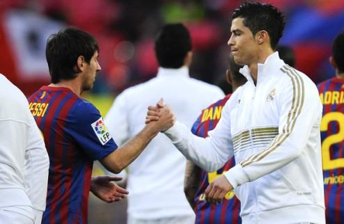 Лучший игрок Европы: Месси, Роналду или Рибери