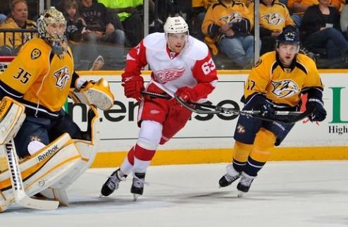 НХЛ. Детройт сохранил Андерссона