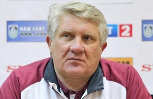 Официально: Ташуев возглавил донецкий Металлург