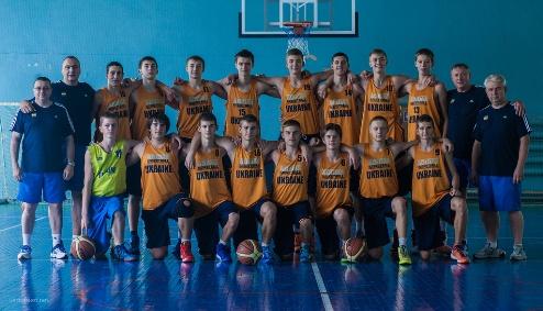 U-16. Украина определила финальный состав