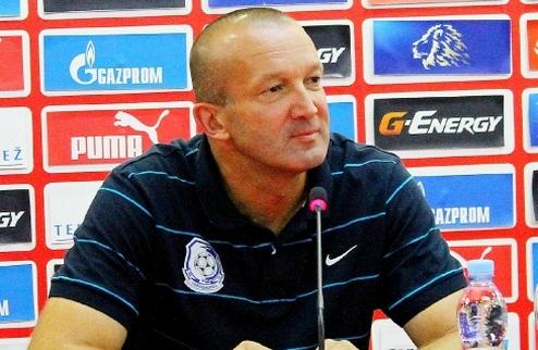 """Григорчук: """"Мы будем играть на победу"""""""