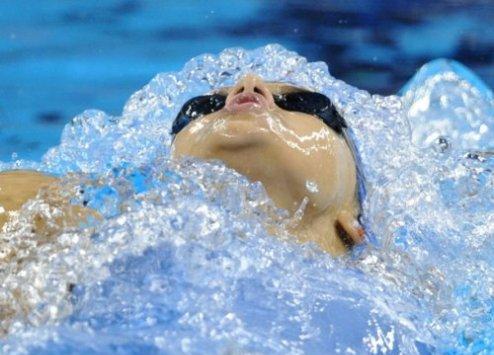 Плавание. Триумф Зевиной в Эйндховене