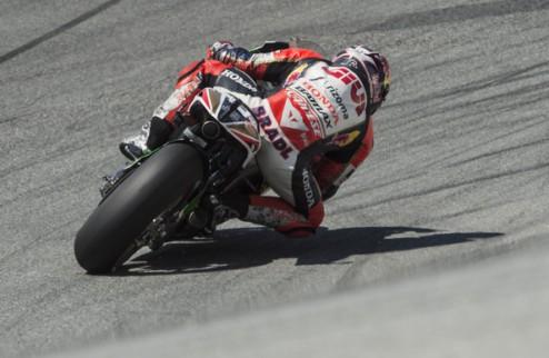 MotoGP. Брадль доволен достигнутым прогрессом