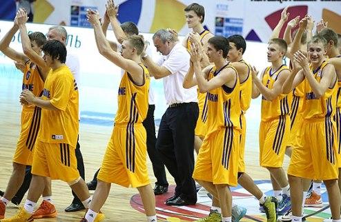 Чемпионат Европы U-16. Украина начинает с разгромной победы!