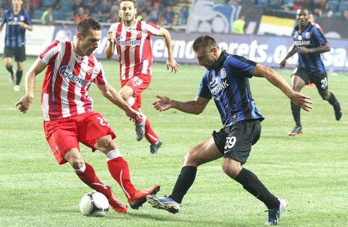 Черноморец выстоял в Белграде и идет дальше