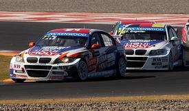 BMW ����� �������� WTCC