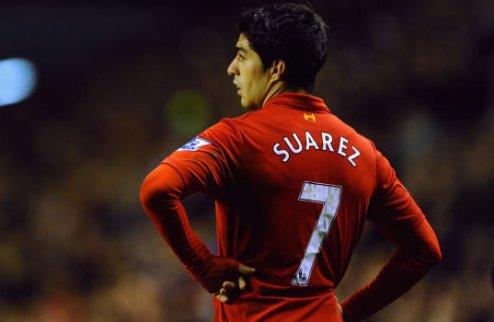 Каррагер: Ливерпуль и Арсенал недостаточно хороши для Суареса