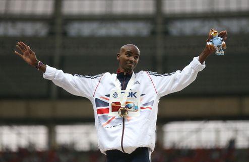 Легкая атлетика. ЧМ. Первые два золота достались британцу и кенийке