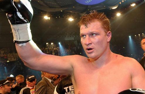 """Поветкин: """"Владимир Кличко — самый сильный боксер в мире"""""""