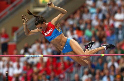 Легкая атлетика. ЧМ. Исинбаева: последний и золотой