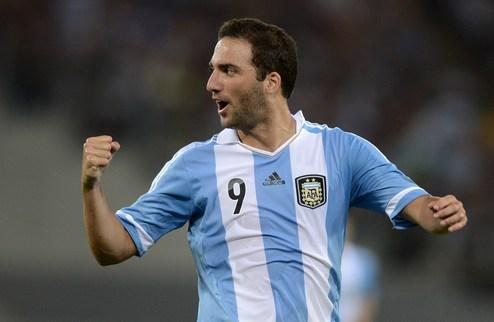 Товарищеские матчи. Италия проиграла Аргентине, Бразилия — Швейцарии