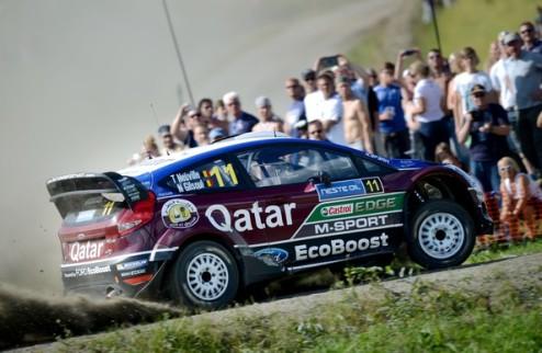 WRC. � M-Sport ����� ��������� ������
