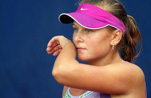 Украинские теннисисты удачно сыграли в Казани