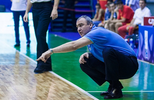 """Усенко: """"Не отдали мяч Михайлюку, когда должны были"""""""