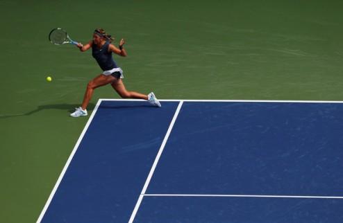 Цинциннати (WTA). Азаренко, Янкович и Серена идут дальше, Квитова и Стосур вылетают