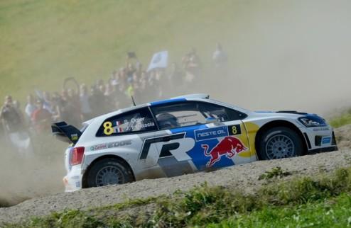����� ���������� ������ ������������ WRC