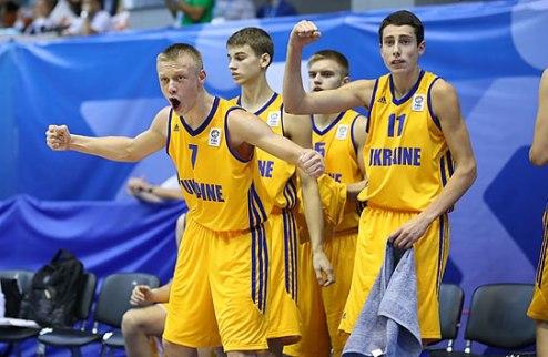 Чемпионат Европы U-16. Украина выбивает сотню и уничтожает шведов