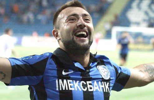 Антонов вновь принес Черноморцу победу