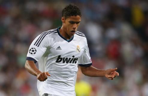 Варан уже тренируется с Реалом