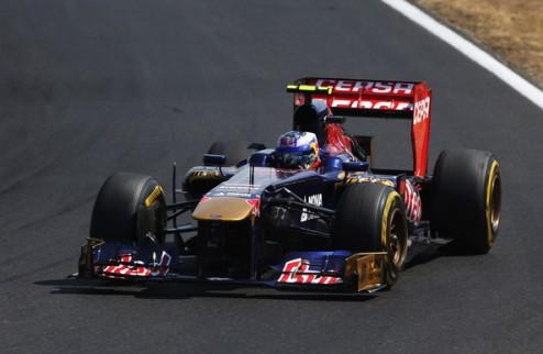Формула-1. Ред Булл объявит Риккьярдо вторым пилотом в СПА