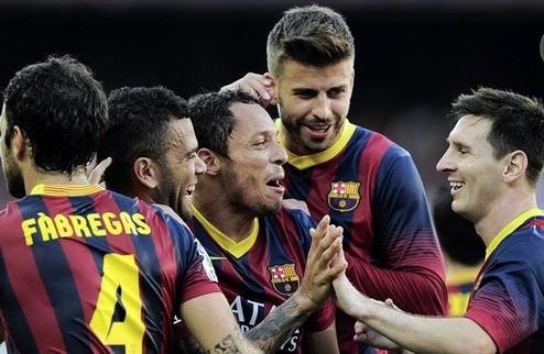 Барселона с грохотом врывается в сезон