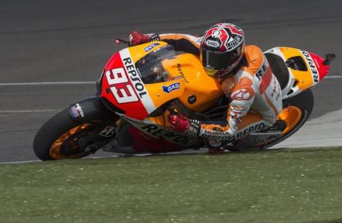 """MotoGP. Маркес: """"Это было здорово"""""""