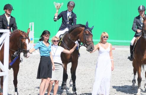 Состоялся третий этап Открытого кубка Flying Horse Cup