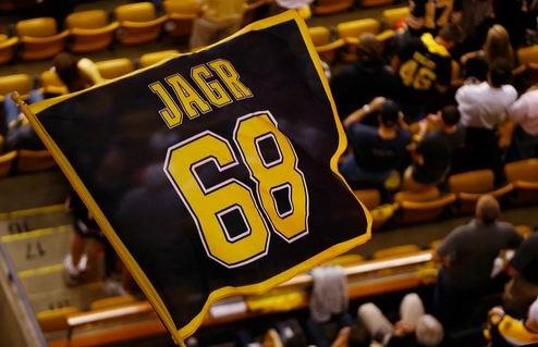 НХЛ. Ягр готов к завершению карьеры
