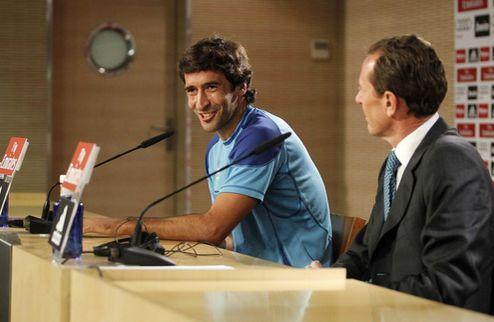 "Рауль: ""Был бы рад вернуться в Реал"""
