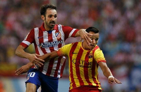 Неймар ответил Вилье, Барселона — Атлетико