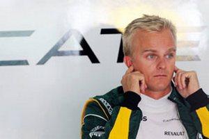Формула-1. Ковалайнен сядет в кокпит Катерхэма в пятницу