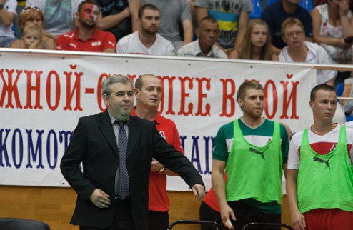 ������. ��������� ������� ������ �� Dina Open Cup
