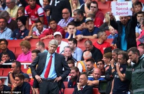 Арсенал ответил разгневанным болельщикам по поводу трансферов