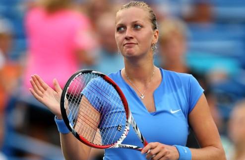 Нью-Хейвен (WTA). Квитова и Халеп сразятся в финале