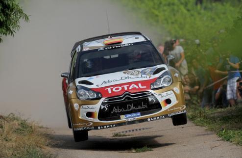WRC. Ралли Германии. Сордо пользуется проблемами фаворитов