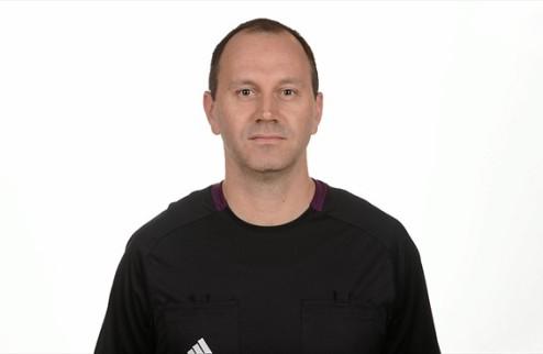 Эрикссон рассудит Баварию и Челси