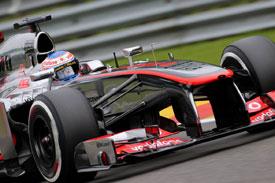 Формула-1. Баттон критикует Макларен