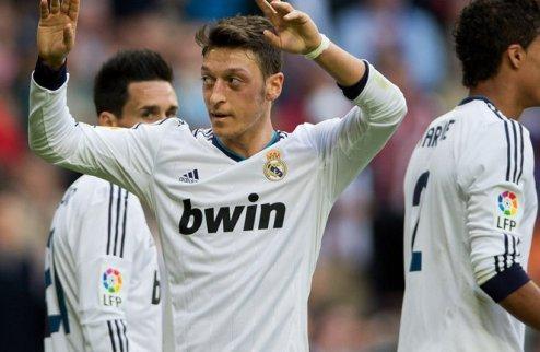 Езил намерен остаться в Реале
