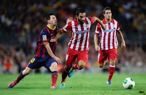 Барселона — обладатель Суперкубка Испании