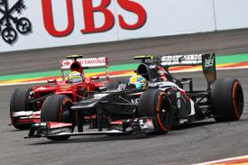 Формула-1. Заубер вскоре подпишет контракт с Феррари