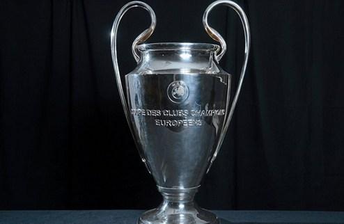 Жеребьевка Лиги чемпионов. Как это было