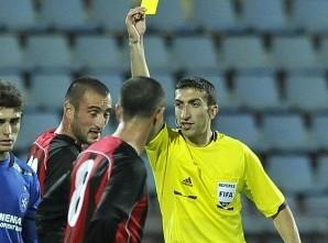 """ФИФА пожизненно дисквалифицировала арбитров за """"договорняк"""" в Лиге Европы"""